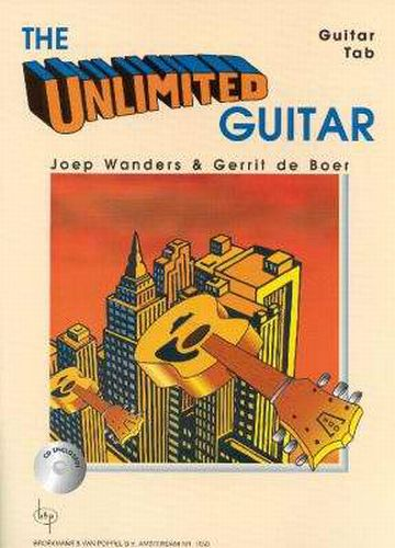 The Unlimited Guitar +cd