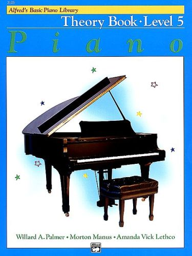 Alfred's Piano Theory Book 5