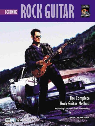 Beginning Rock Guitar +cd