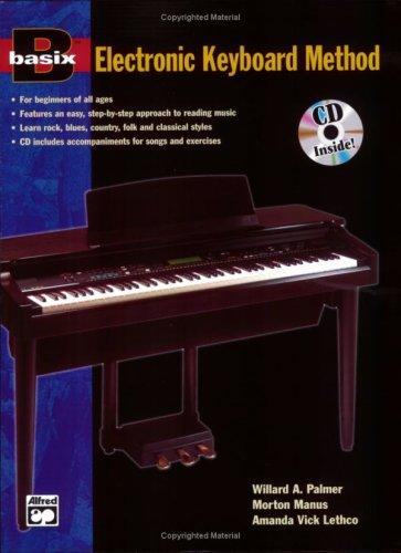 Basix Electronic Keyboard Method +cd