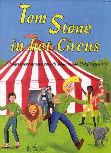 Tom Stone in het circus