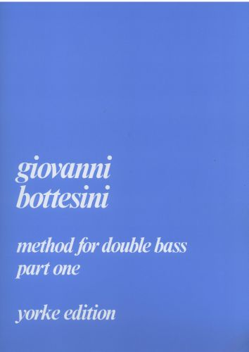 Method for Bass Part 1 - Bottesini