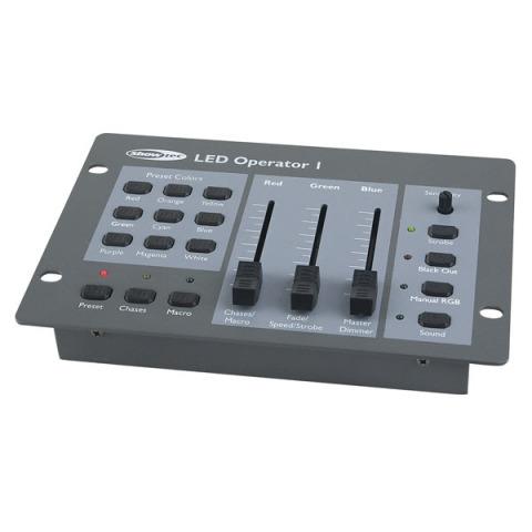 Showtec LED Operator 1 lichtstuurtafel