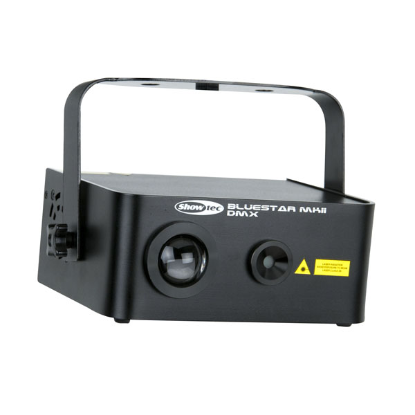 Bluestar MKII DMX, Laser