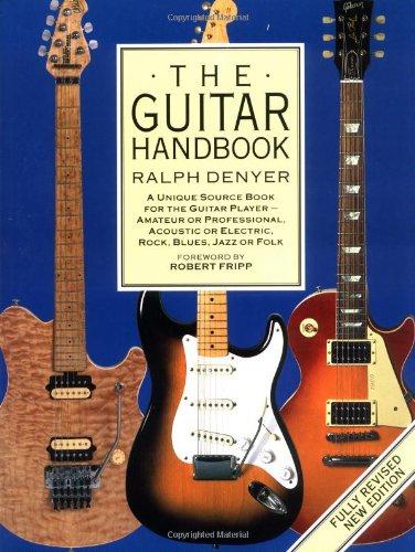 The Guitar Handbook - Ralph Denyer