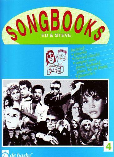 Ed & Steve Songbooks 4