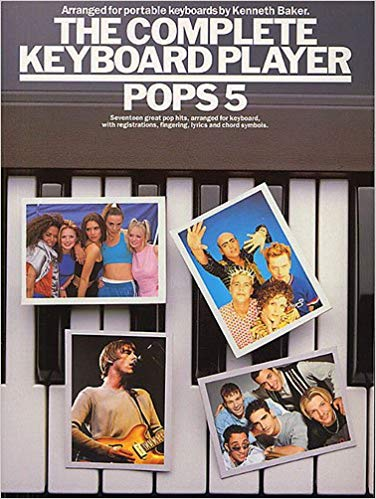 The Complete Keyboard Player - Pops 5