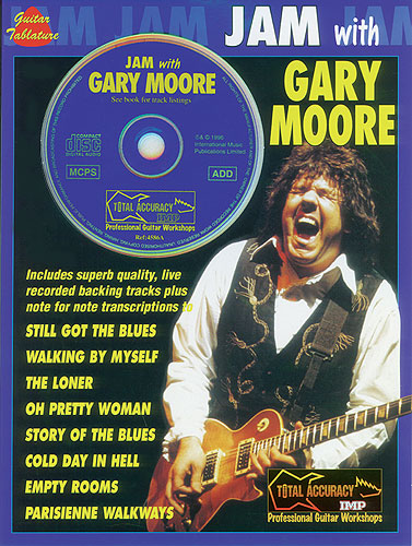 Jam With Gary Moore +cd