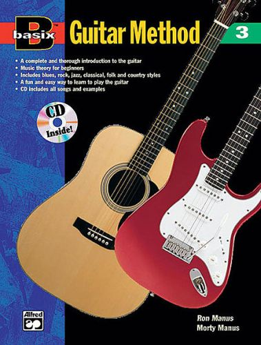 Basix Guitar Method 3 +cd