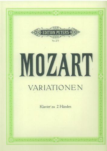Mozart Mozart variationen