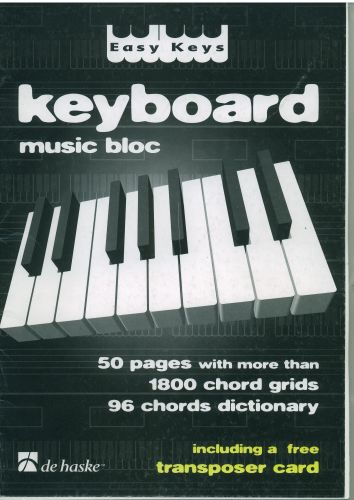 Keyboard music bloc
