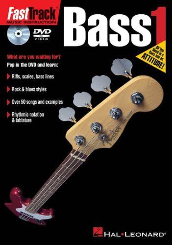 Hal Leonard Fast Track Bass 1 +cd
