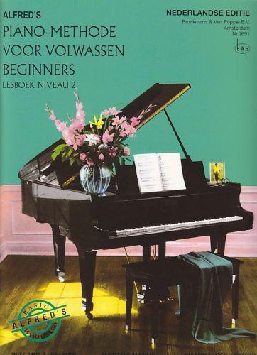 Alfred's Piano-Methode voor Volwassen Beginners 2
