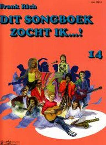 Dit songboek zocht ik 14