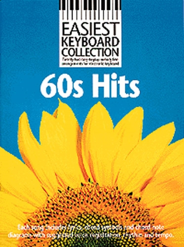 Easiest Keyboard Collection 60s Hits