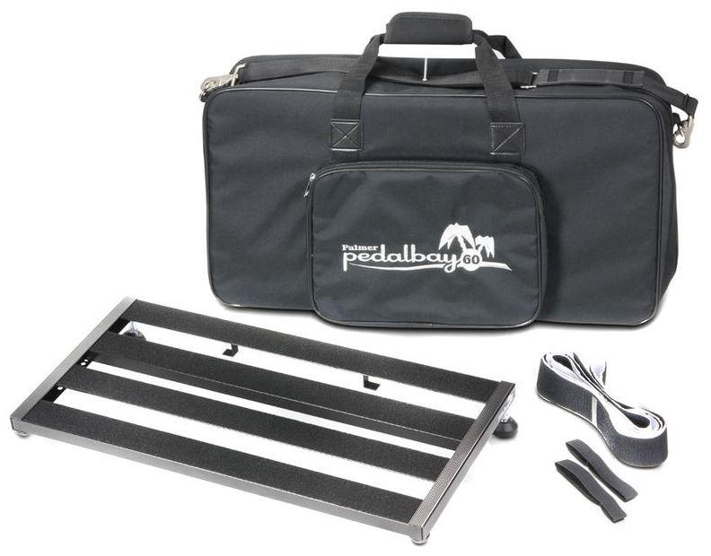 Palmer MI Pedalbay 60 pedalboard