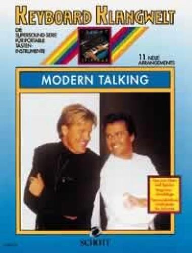 Keyboard Klangwelt Modern Talking