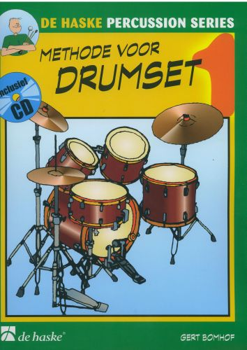 Methode voor Drumset 1 +cd