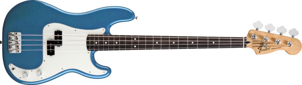 Fender Standard Precision Bass rw/lpb