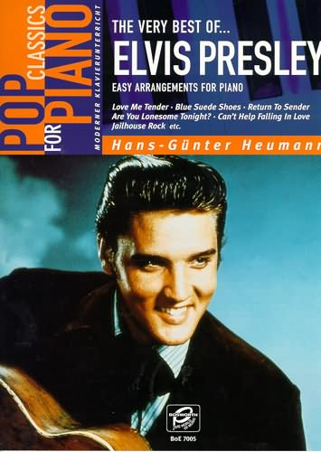The very best of Elvis Presly