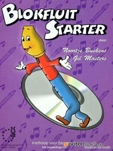 Blokfluit Starter 1 - Buskens/Masters