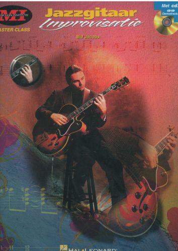 Jazzgitaar Improvisatie +cd Sid Jacobs