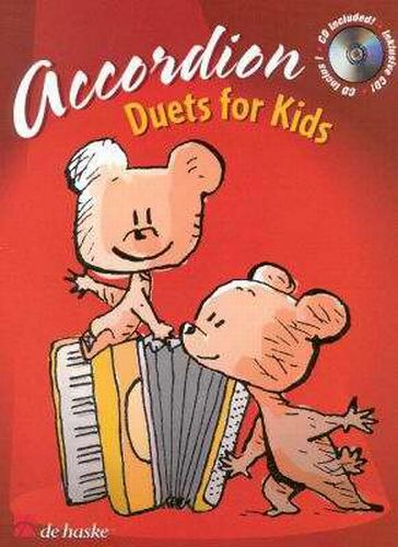 Accordion Duets for Kids