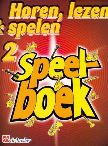 Horen, lezen & spelen 2 Speelboek - dwarsfluit