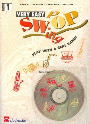 Very Easy Swop + CD - Boek 2: alt sax