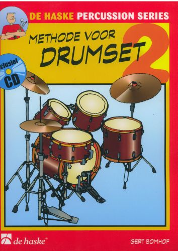 Methode voor Drumset 2 +cd