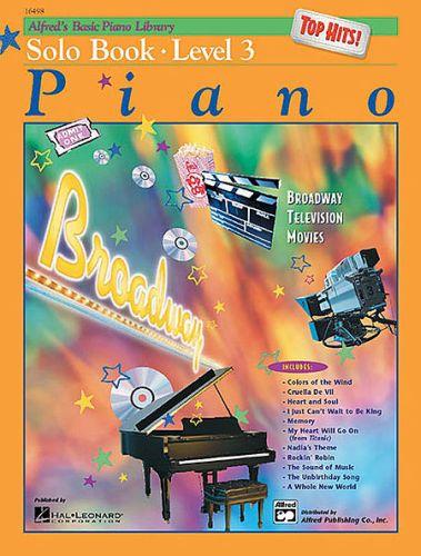 Alfred's Piano Solo Book 3