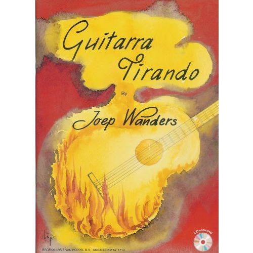 Guitarra Tirando - Joep Wanders