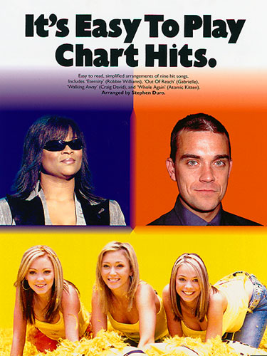 It's easy to play Chart hits