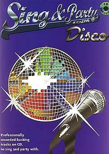 Sing & Party with disco +cd