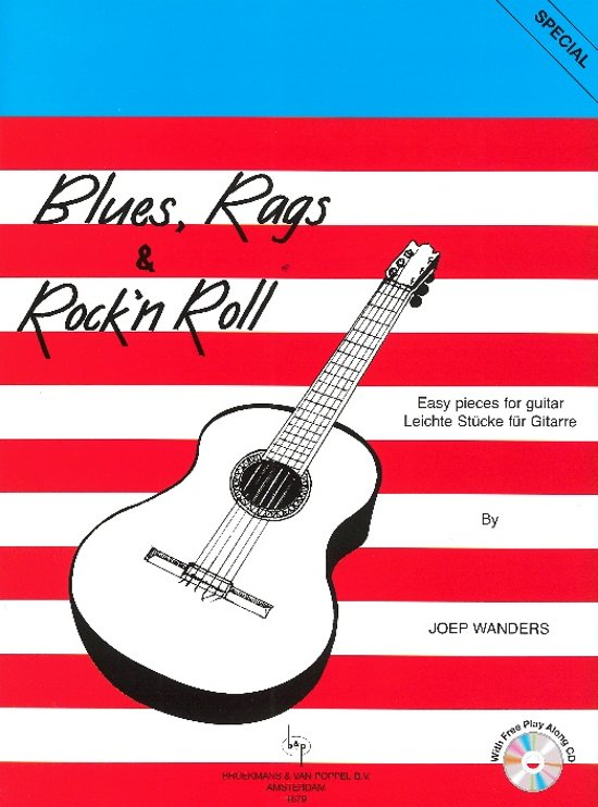 Blues Rags & Rock'N Roll