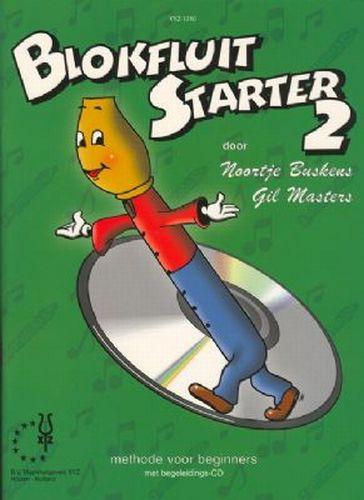 Blokfluit Starter 2 - Buskens/Masters