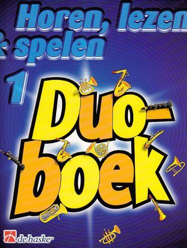 Horen, lezen & spelen 1 Duoboek - dwarsfluit