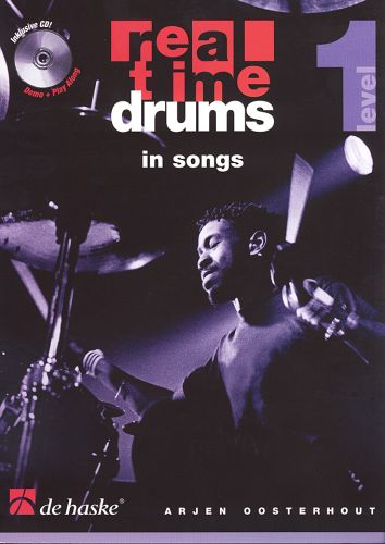 Real time drums in more songs level 1 +cd