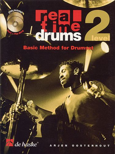 Real time drums Level 2 +cd