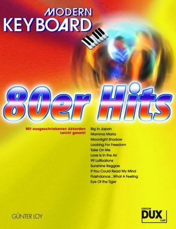 Modern Keyboard 80er Hits