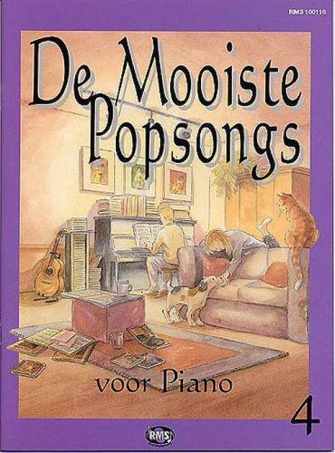 De Mooiste Popsongs voor Piano 4