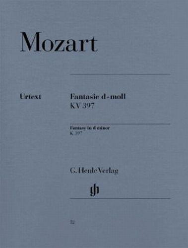 Mozart Fantasie d-moll KV 397