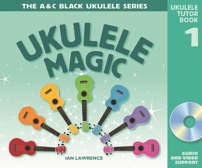 Ukulele Magic Tutor Book 1