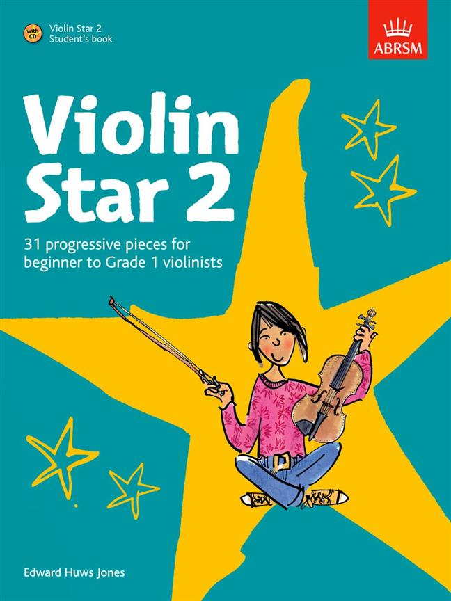 Violin Star 2, Student's book