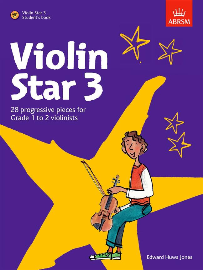 Violin Star 3, Student's book