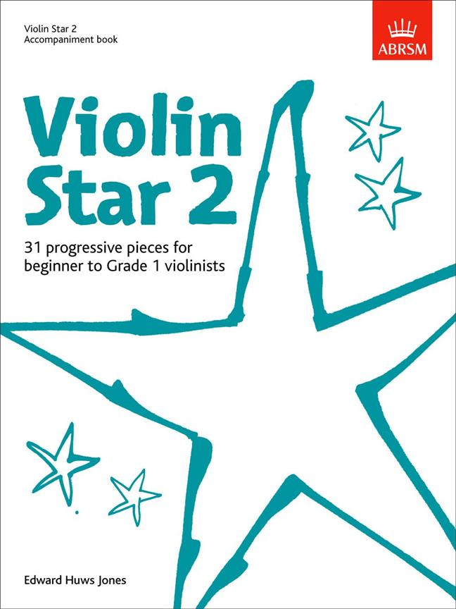 Violin Star 2, Accompaniment book