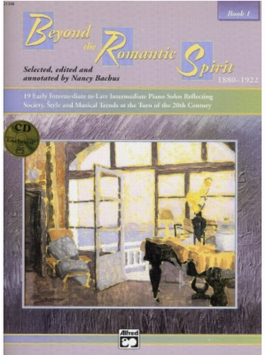 Beyond the Romantic Spirit +cd
