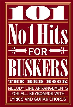 101 No. 1 Hits For Buskers: The Red Book (niet meer leverbaar)