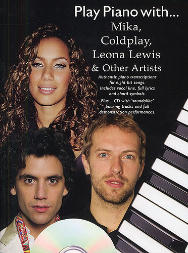 Play Piano With Mika, Coldplay, Leona Lewis And Other Artists