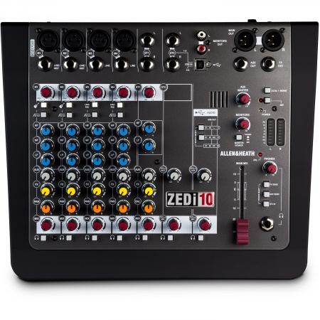 Allen & Heath Zedi-10FX mixer